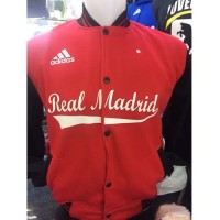 Jual Jaket Varsity Baseball Rugby Real Madrid Bola #harakiri #predator - Kota Bandung - Rian Store Center | Tokopedia