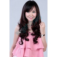 Hairclip 3 Layer Premium