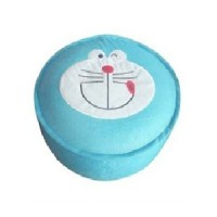 Jual Air Sofa Kursi Balon Tiup Pompa Angin Mainan Anak Unik Motif Doraemon Murah