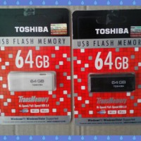harga Toshiba Flashdisk/flash Disk/flashdrive/flash Drive 64gb Tokopedia.com