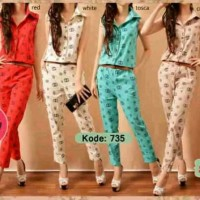 harga 735 JUMPSUIT CHANEL/CHANNEL Tokopedia.com