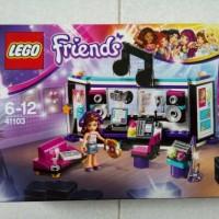 Lego 41103 Friends Pop Star Recording Studio