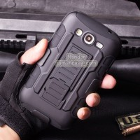 Samsung Galaxy Grand Duos i9082 - Future Armor Hardcase Belt Holster