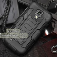 Samsung Galaxy S4 Mini I9190 I9192  Future Armor Hardcase Belt Holster