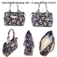 ck cath kidston 182 tas wanita shoulder tenteng bag murah bunga simple