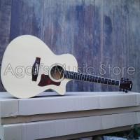 Gitar Audi Natural Doft satin Taylor style