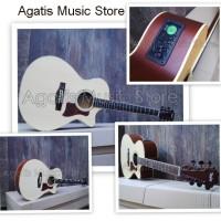 harga Gitar Akustik Elektrik Audi Eq7545t Tuner Natural Doft | Jual Gitar Tokopedia.com