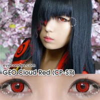 Softlens Geo Crazy Anime Cosplay CP-S7 (Naruto Series)