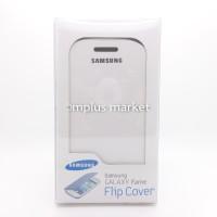 harga Samsung Galaxy Fame (S6810) Flip Cover White Tokopedia.com