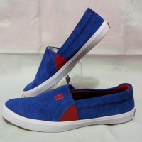 harga Dc Shoes Slip On Biru Tokopedia.com