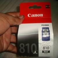 Cartridge Tinta Canon PG 810 Hitam Black Original 100% paling murah