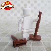 LEGO Pushbroom - LEGO Aksesoris