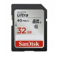 SanDisk Ultra SDXC Card UHS-I Class 10 (40MB / S) 64GB