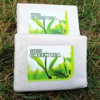 Sabun VCO Green Tea 50 gram, Natural Herbal Homemade Handmade Soap