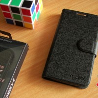 Lenovo A706 Mobx Grained Leather Flip Case Flipcase Cover Flipcover