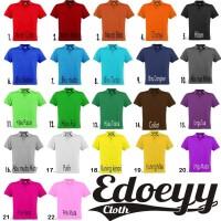 Jual Polo Shirt cowok / Polo Shirt Polos / Kaos Polo Cowok Murah