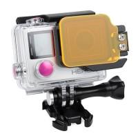 TMC Light Motion Night Under Sea Filter For GoPro Hero 4/3 + Orange