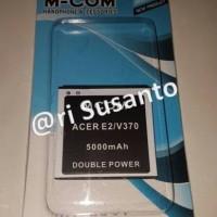 harga Baterai M-com For Acer E2/v370 Double Power 5000mah Tokopedia.com