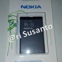 Baterai Nokia BL-5J (Original 100%)