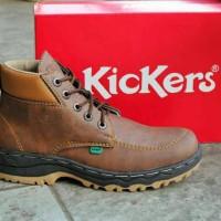 Sepatu kickers boot Army Mx