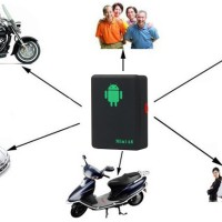 GPS Tracker Locator Terkecil 3x4cm GSM Smart Finder Mini A8 GPRS LBS
