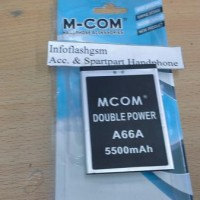 Baterai Battery Batere Mcom Evercoss Cross A66A