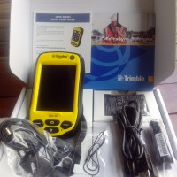GPS Trimble Juno 3D with Software Terrasync Standard