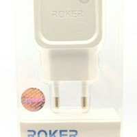 Travel charger roker 2.1A for samsung,blackberry,asus,xiaomi dll