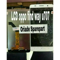 LCD + touchscreen Oppo find Way S u707