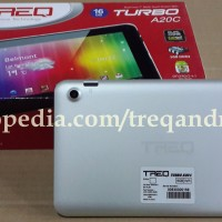 [PROMO] TREQ Turbo A20C 8GB Tablet WiFi RAM 1GB HDMI Silver 3Th Gransi