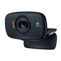 Logitech QuickCam C525 HD Full HD - Hitam