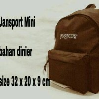 harga Jansport Mini Coklat Tokopedia.com