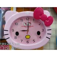 harga Jam Dinding Hello Kitty Pink Tokopedia.com