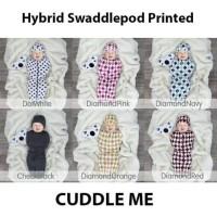 CUDDLE ME Produk Kebutuhan Primer Hybrid Swadelpop (bedong bayi)
