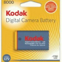 Baterai Kodak klic-8000