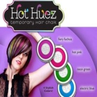 Jual Grosir Hot Huez Original Pewarna Rambut Sementara Murah