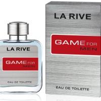 La Rive Game for Man dengan aroma Musky (u/ laki2) 100 ML