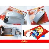 Jual Murah| alat Dapur | Sealer Mini Plastik - Hand Sealer Perekat Plastik Murah