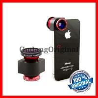 Olloclip 3 in One Lens iPhone 4 / 4S ORIGINAL
