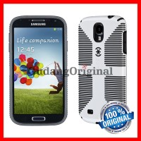Speck CandyShell Grip Case Samsung Galaxy S4 - White / Black