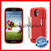 Speck SmartFlex Card Case Samsung Galaxy S4 - Poppy Red