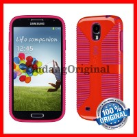 Speck CandyShell Grip Case Samsung Galaxy S4 - Poppy Red