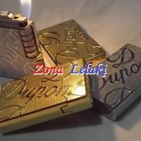 harga Korek Api Gas Classic Dupont Motif Gold Exclusive Tokopedia.com