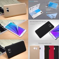 Jual Hardcase Nillkin Frosted Hard Cover Case Samsung Galaxy Note 5
