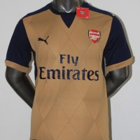 Arsenal Away 15/16