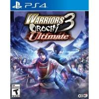 Kaset Game PS4 Warriors Orochi 3 Ultimate