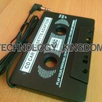 MP3 CAR MODULATOR PORTABLE AUDIO CASSETTE ADAPTER DIGITAL SOUND