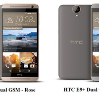 HTC One E9+ Plus - Dual Sim - 4G - ROM 32GB - RAM 3GB - 5.5