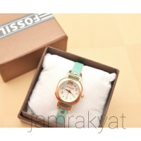 Jam wanita Fossil (box exclusive)