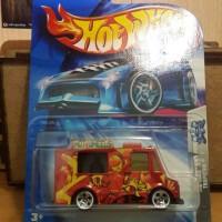 ice cream truck /tropicool hotwheels / hot wheels /hw